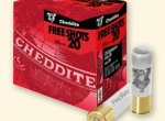 CHEDDITE FREE SHOTS
