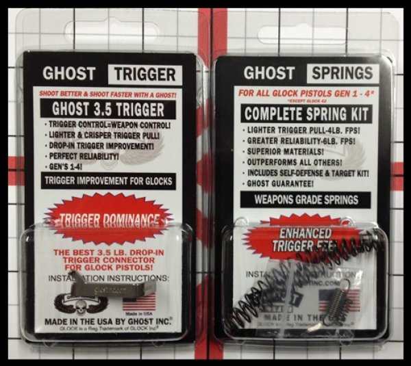 Ghost trigger kit