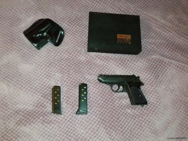 walther ppk